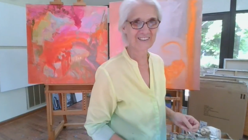 Commission a painting with Dorothy Fagan