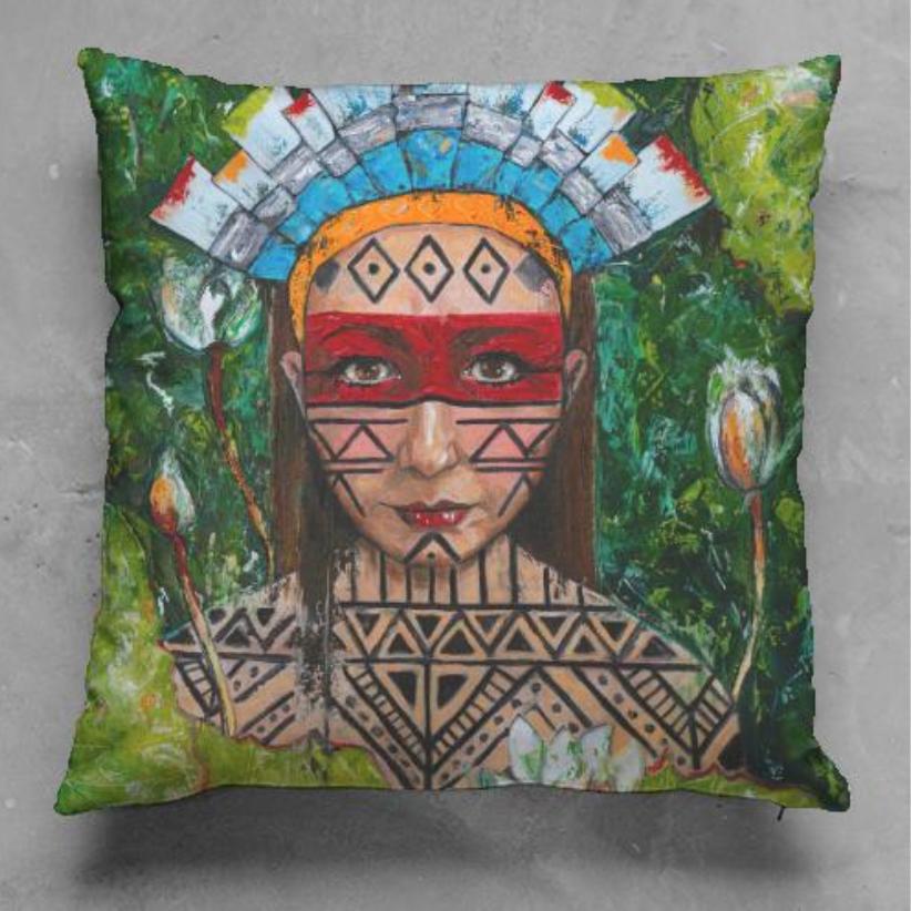 Cocar Pillow