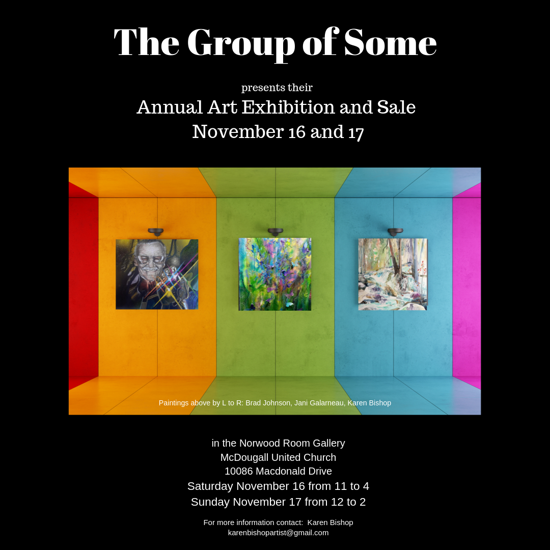 The Group of Some Annual Exhibit