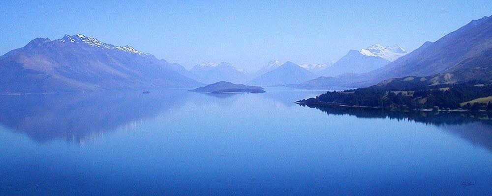 Lake Wakatipu, Glenorchy, New Zealand