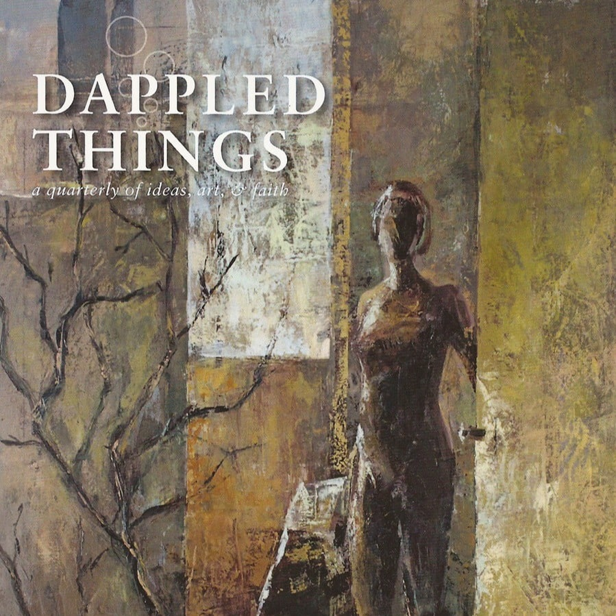 Dappled Things Cover
