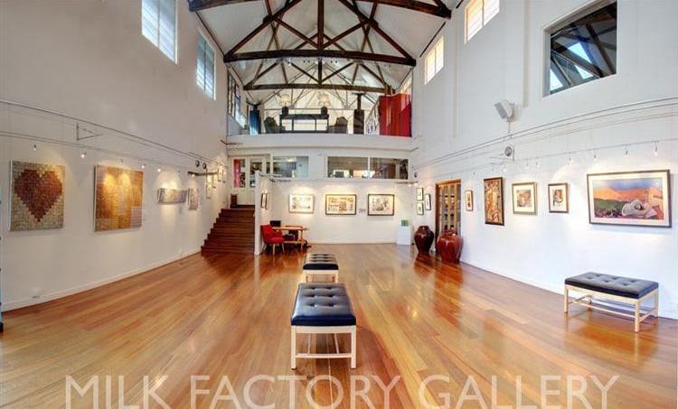 Milk Factory Gallery