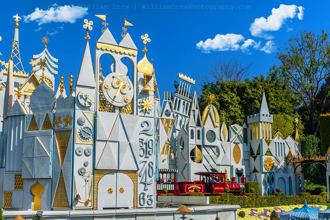 Small World Railroad