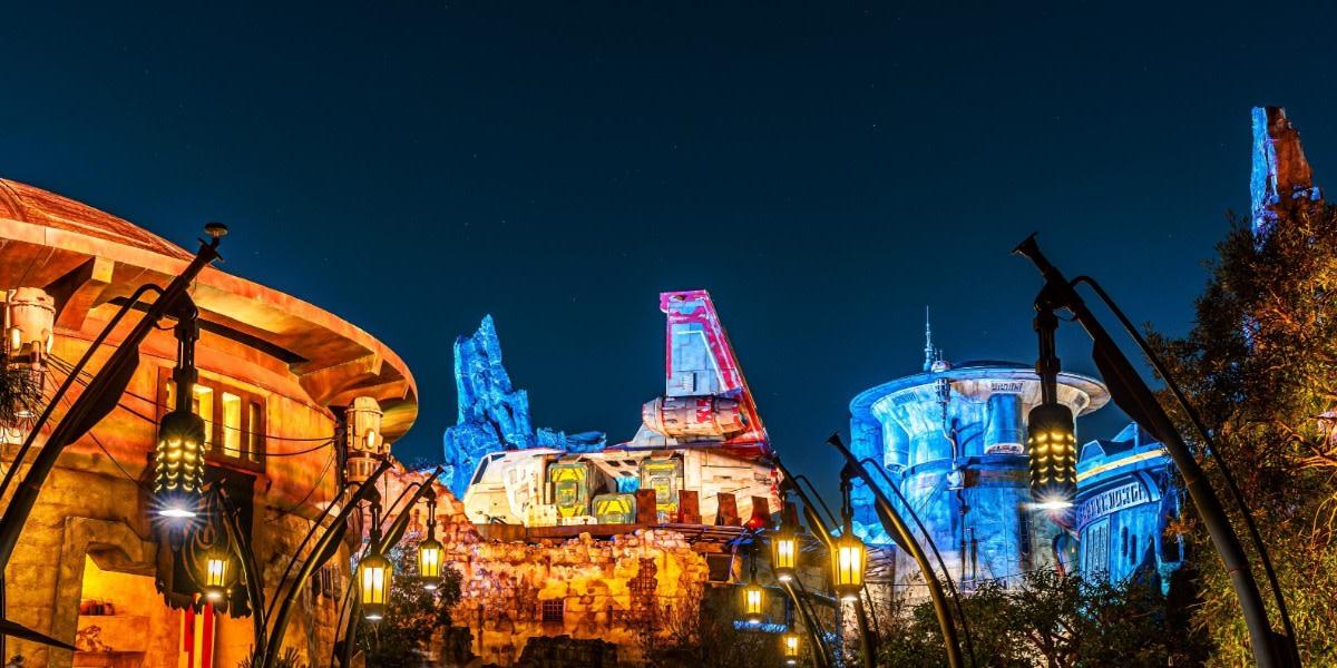 Batuu at Disneyland
