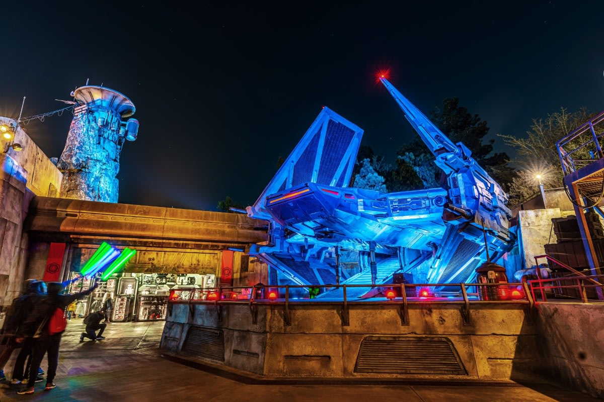Honoring the Tie Fighter