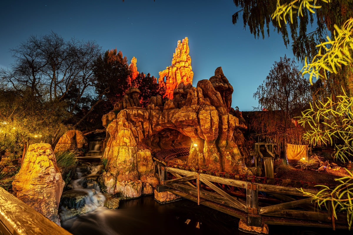 Big Thunder Waterfall