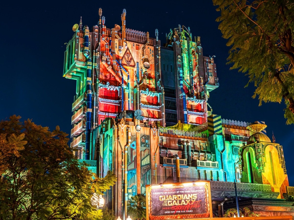 Guardians of the Galaxy Mission Freakout
