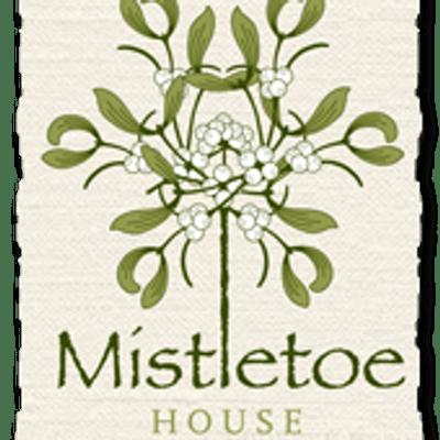 'Mistletoe House' greeting cards x Amy Diener - TBA