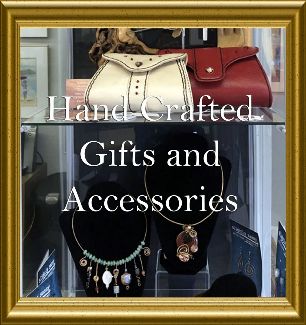 Hand Crafted Gifts, Jewelry & Accessories