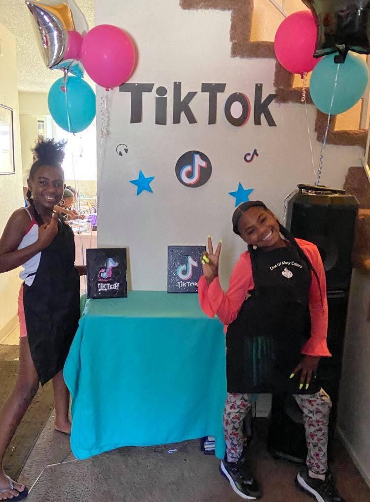 Kids Party Tik Tol Video