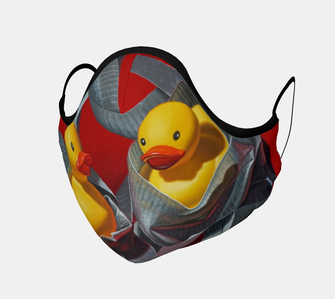 Duck Tape face mask