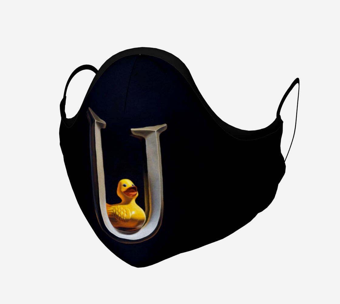 Duck U face mask