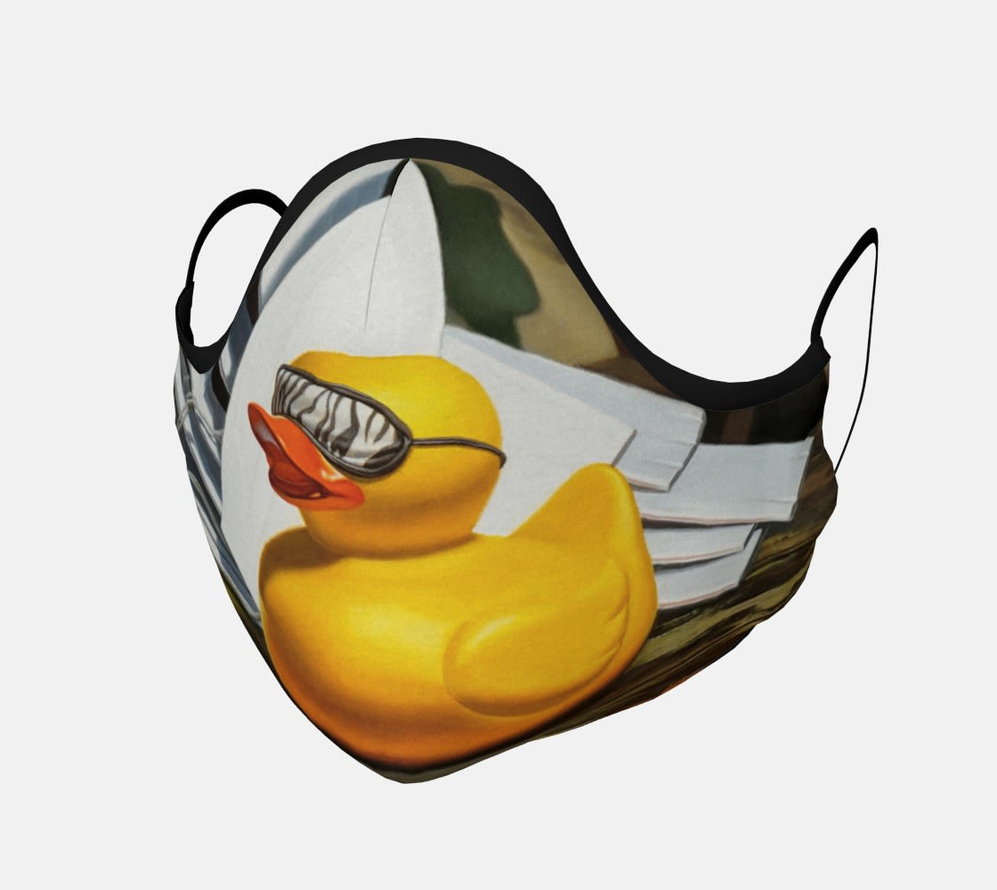 Duck Blind face mask