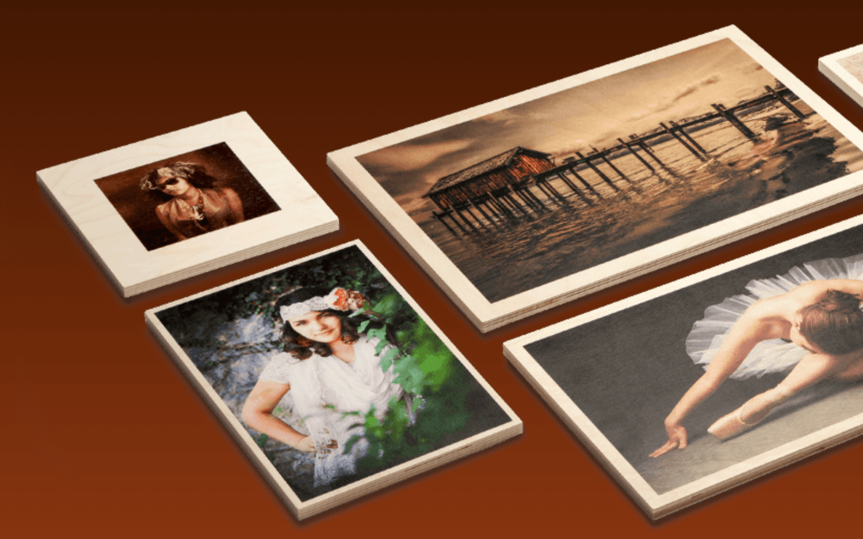 Wood Prints Video