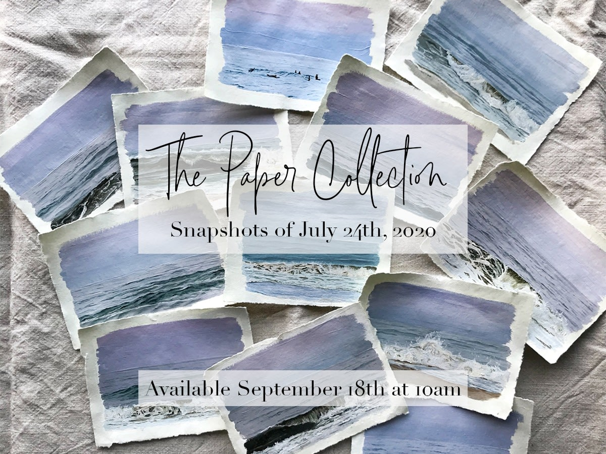 The Paper Collection: Snapshots of July 24th, 2020