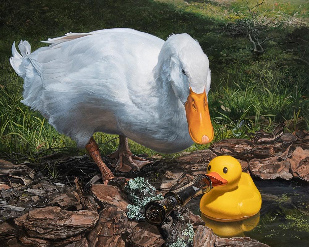 If It Looks Like a Duck. . .