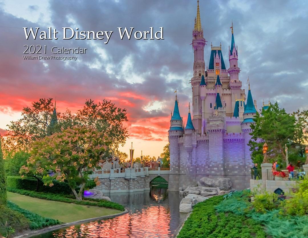 Walt Disney World 2021 Calendar