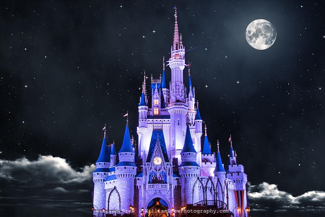 Cinderella White Moon