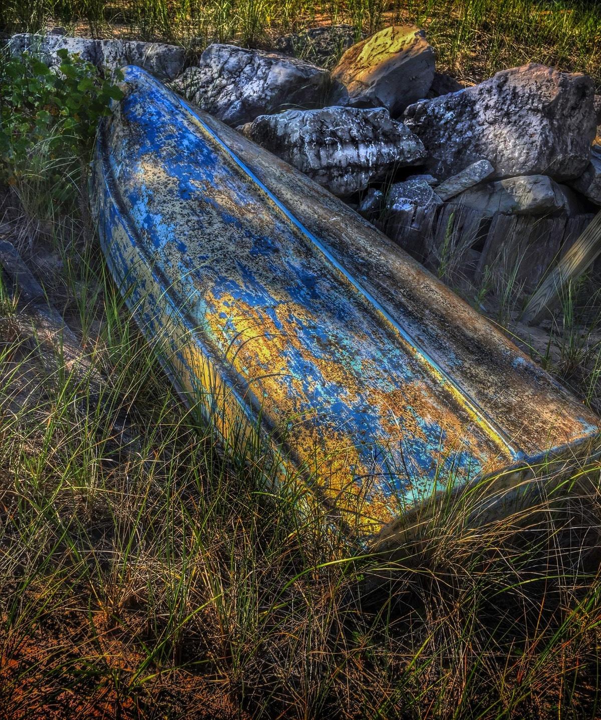 Rough Rowboat