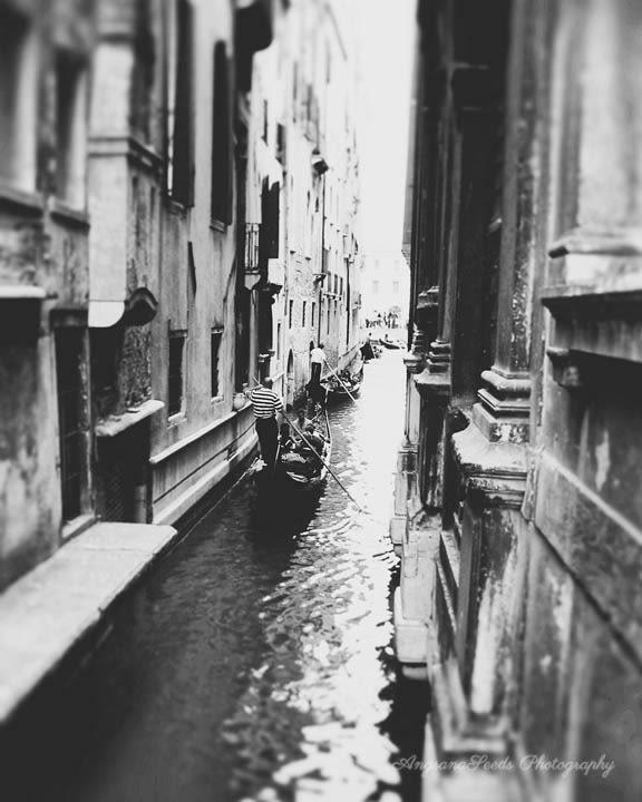 Through the waterways