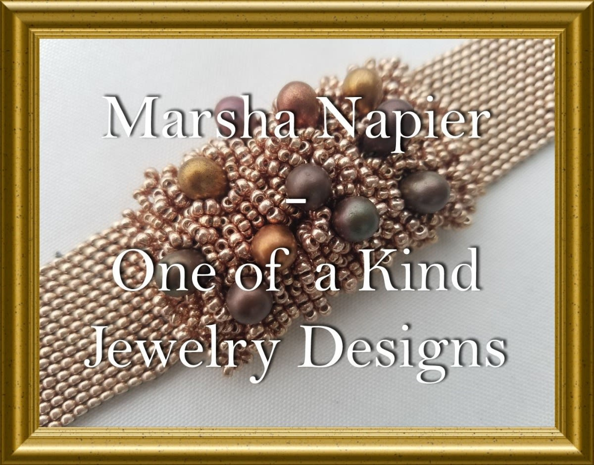 Marsha Napier - One of a Kind Jewelry Designs