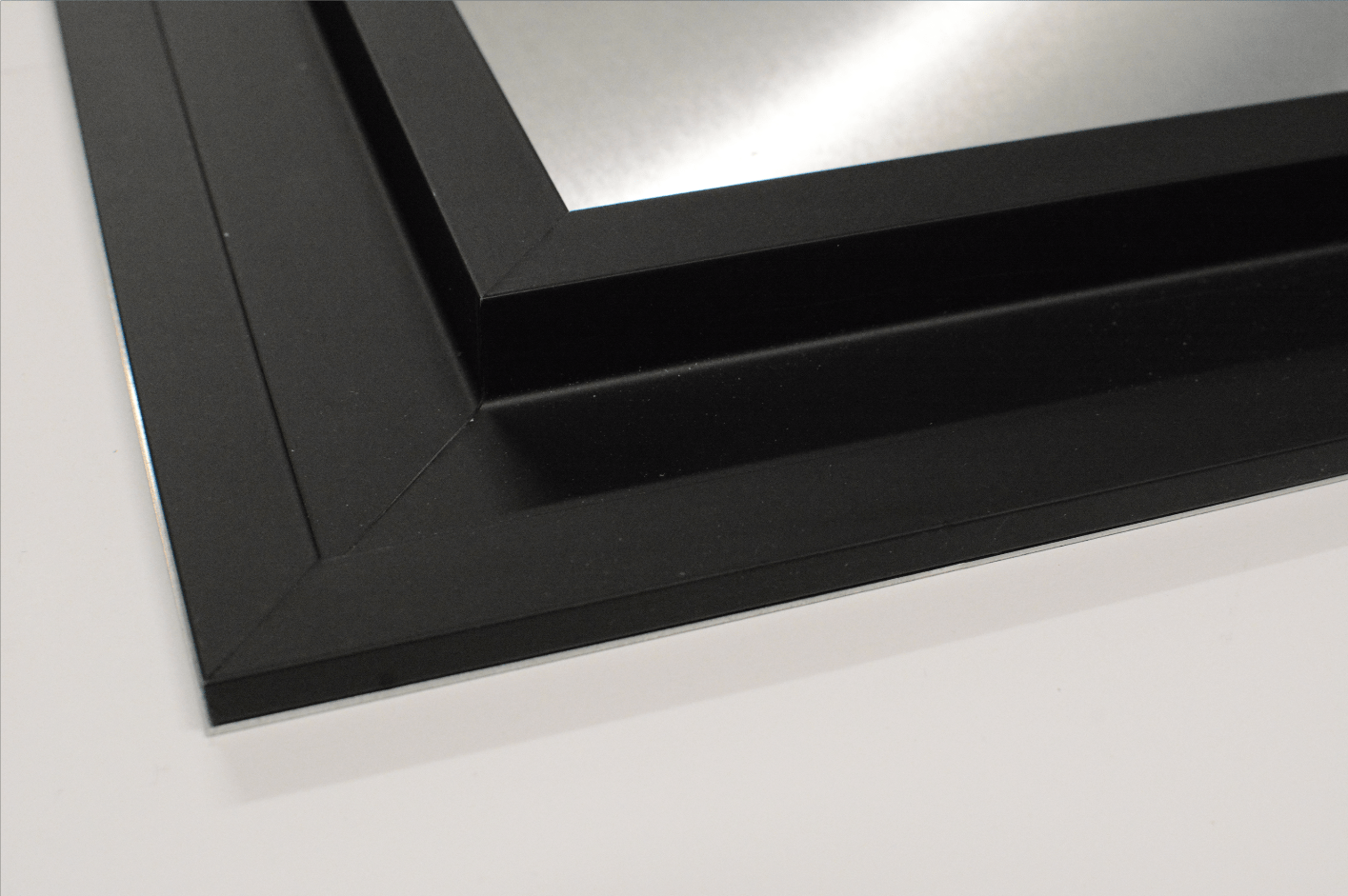 Metal prints at Prolab Digital feature a built-in, cleat-style fixture for easy mounting and attachments