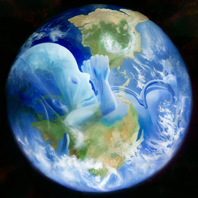 View Gaia Mother Earth by KD Neeley on Rarible