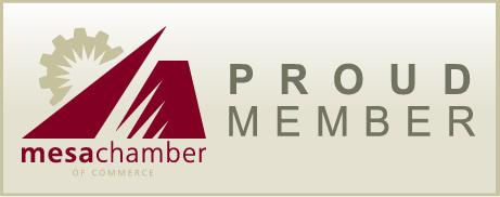 Mesa Chamber of Commerce Member