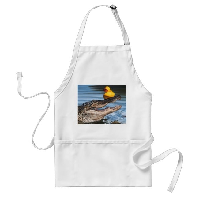 """Sitting Duck"" apron"