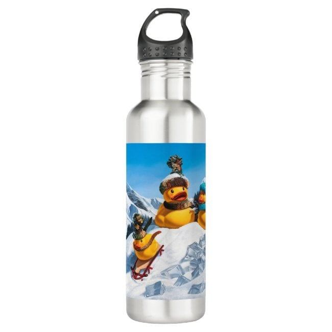 """""""Cold Duck"""" water bottle"""