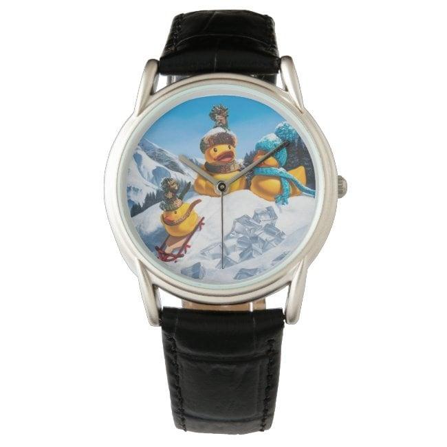 """""""Cold Duck"""" wrist watch"""