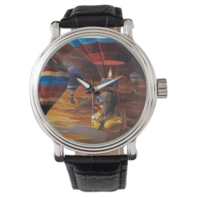 """Air Ducks"" wrist watch"