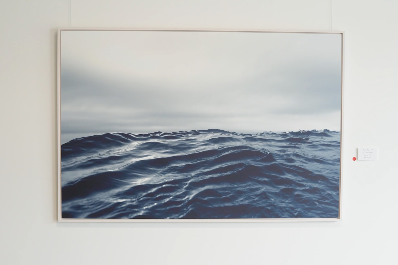 Inside the Gallery: Peak No. 44 & Sea Study No. 30