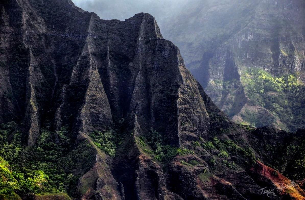 Kauai's Landscape