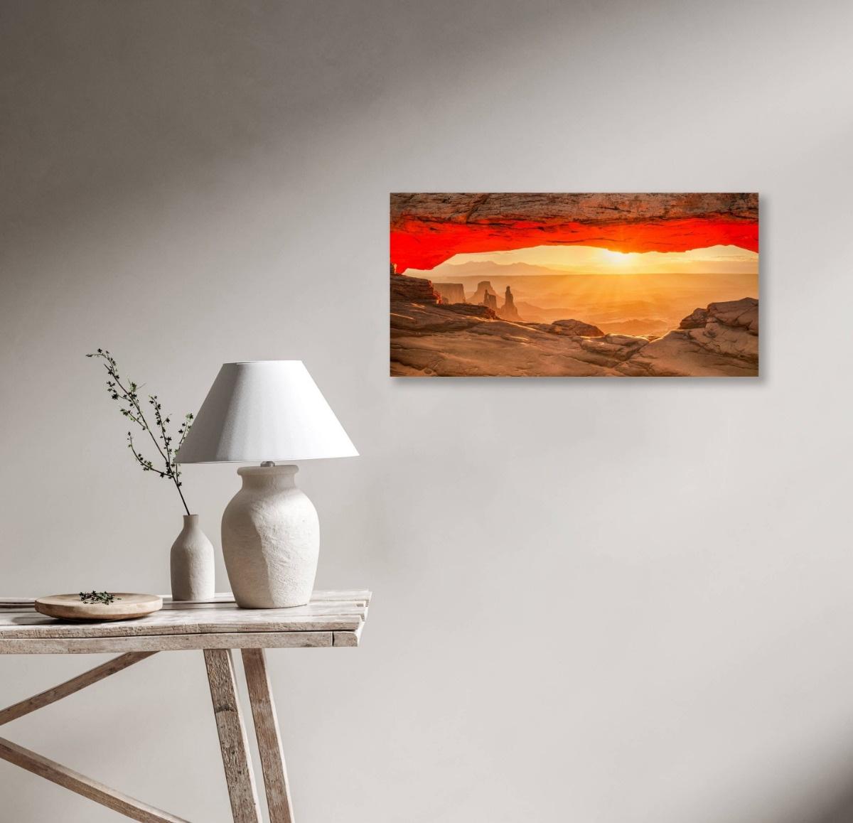 Mesa Arch Sune Flare 2