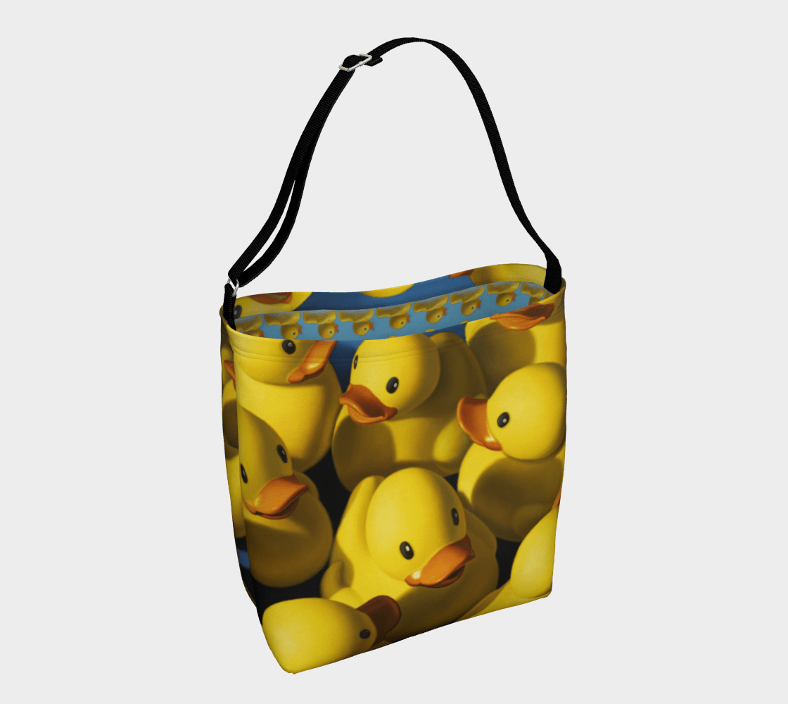 """""""Clusterduck"""" Day Tote"""