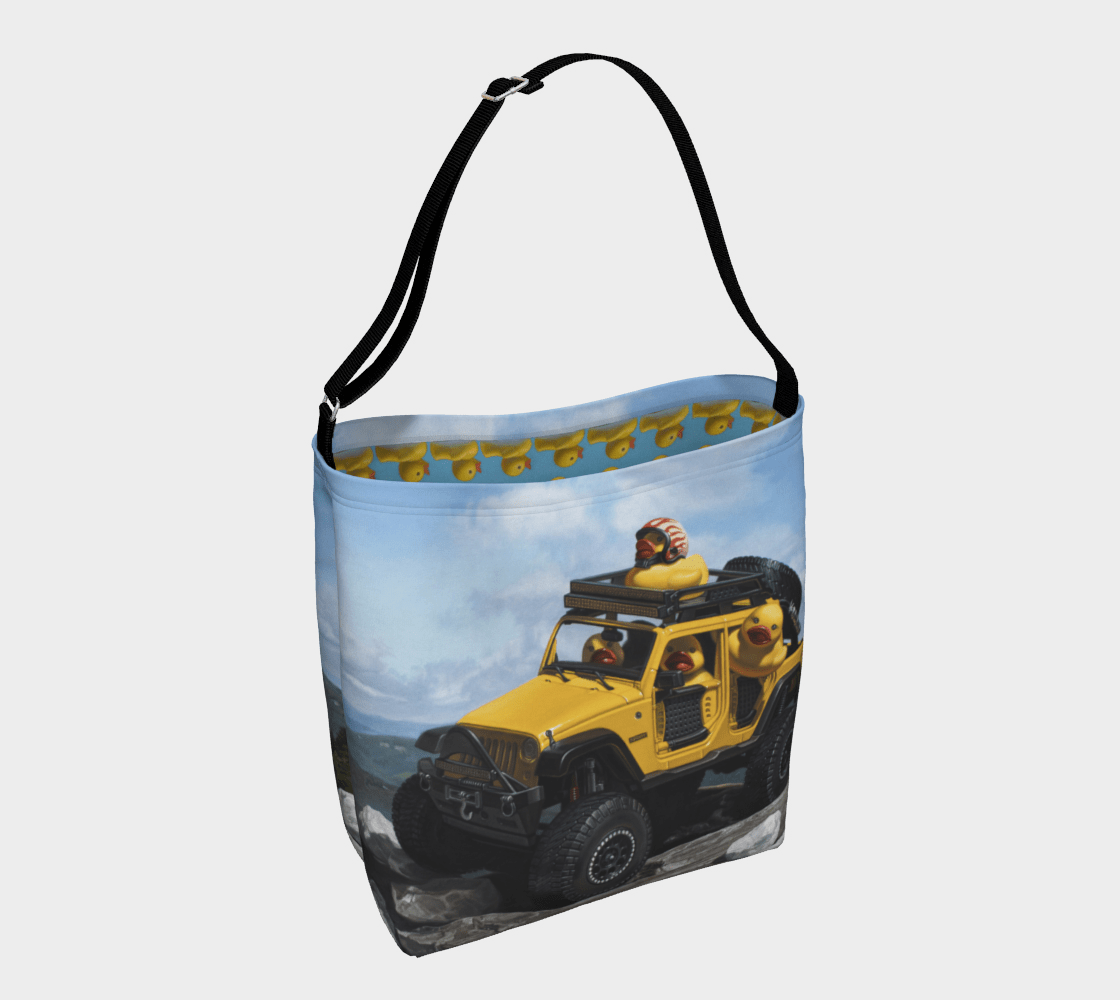 """""""Keep on Ducking"""" Day Tote"""