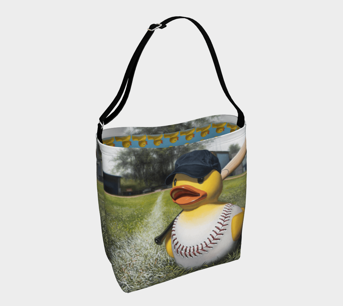 """""""Fowl Ball"""" Day Tote"""