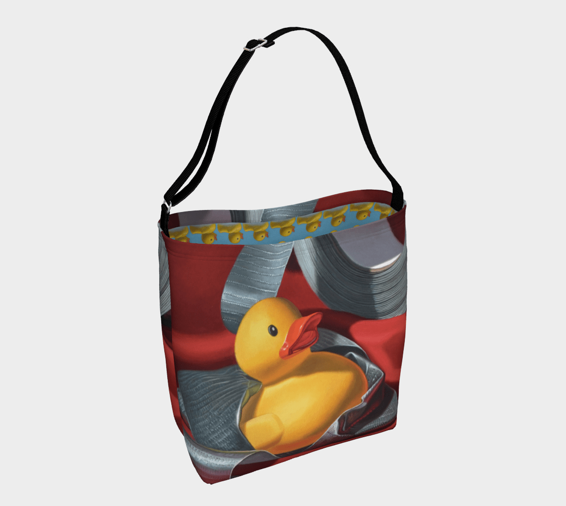 """""""Duck Tape"""" Day Tote"""