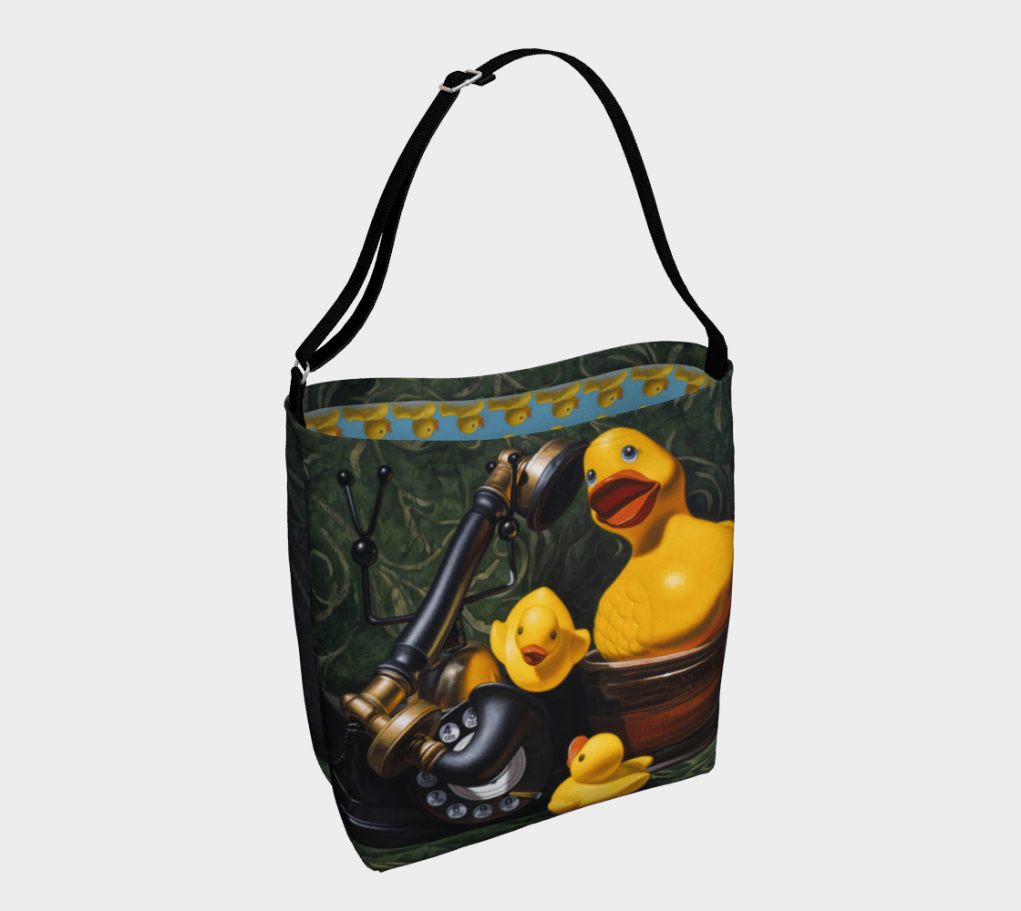 """""""Duck Call"""" Day Tote"""