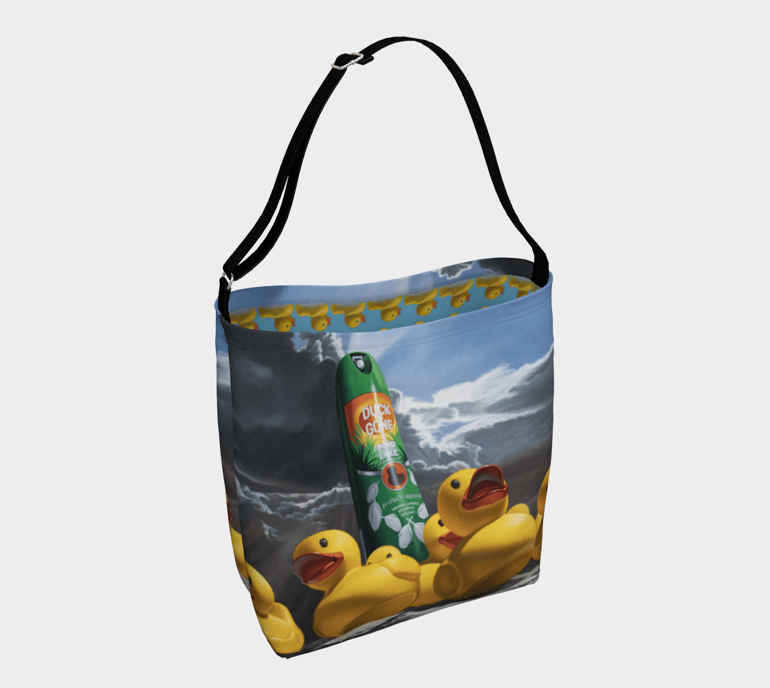 """""""Duck Off"""" Day Tote"""