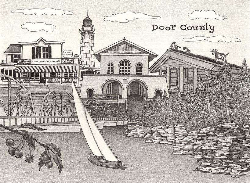 Door county montage bkytfu