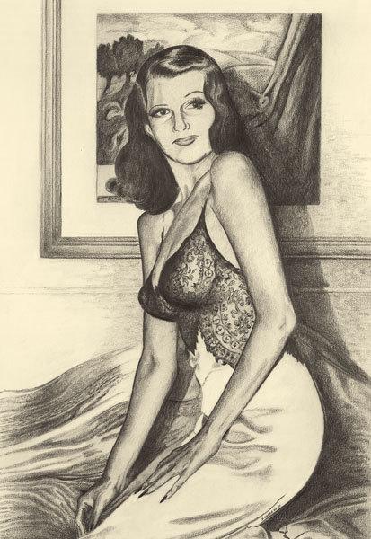 Rita hayworth yliikg