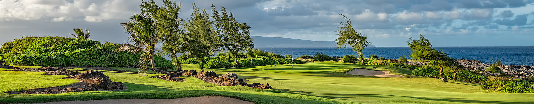 <div class='title'>           4TH HOLE, KAPALUA'S BAY COURSE         </div>                 <div class='description'>           My favorite shot from a Fall 2015 shoot at Kapalua's Bay Course, on Maui         </div>