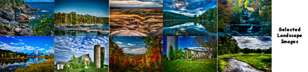 Landscape grid rynykg