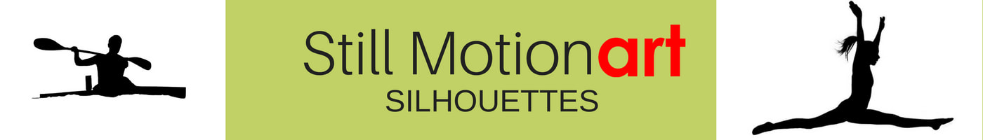<div class='title'>           Still Motion Silhouette Art Banner         </div>
