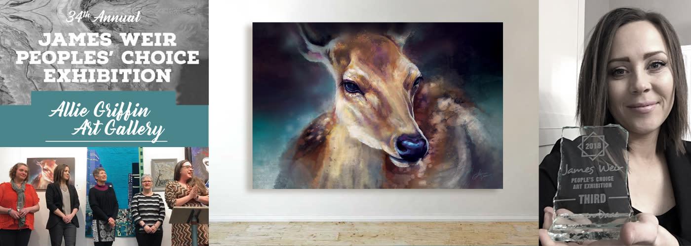 <div class='title'>           James Weir Artist         </div>