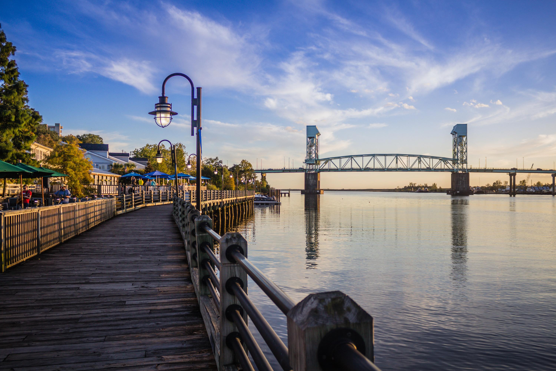 <div class='title'>           The Riverwalk in Wilmington         </div>