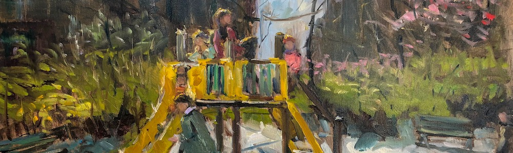 <div class='title'>           paris playground oil painting copy         </div>
