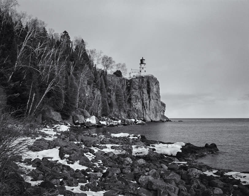Lighthouse   lake superior ch1qka